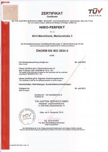 ÖNORM EN ISO 3834-2